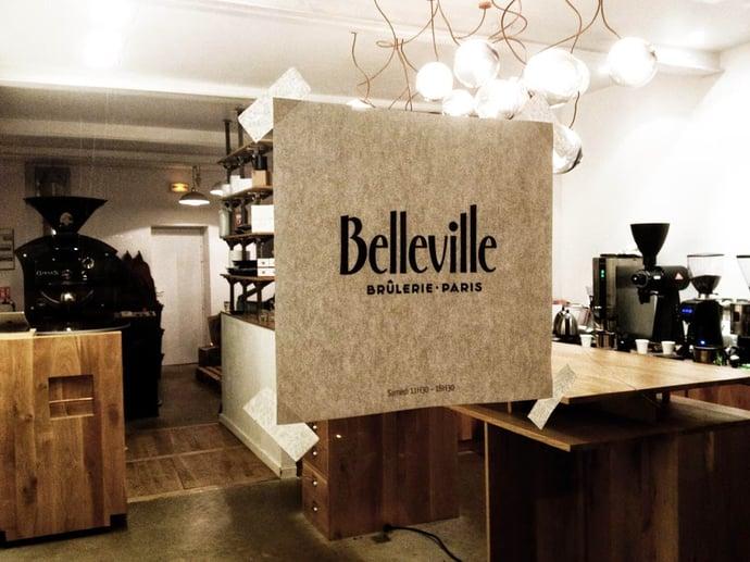 Brulereie de Belleville
