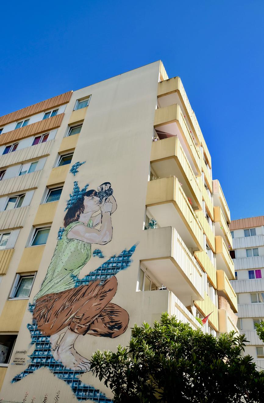Street art Jana&Js