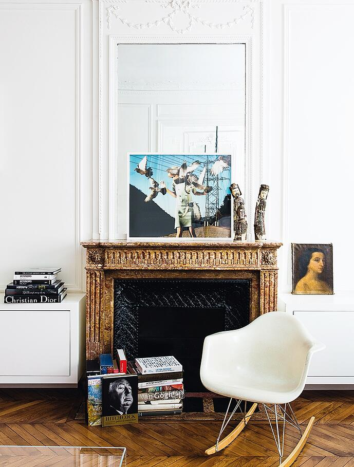 Awesome Cheminee Haussmannienne Pictures - Home Decor Tips ...