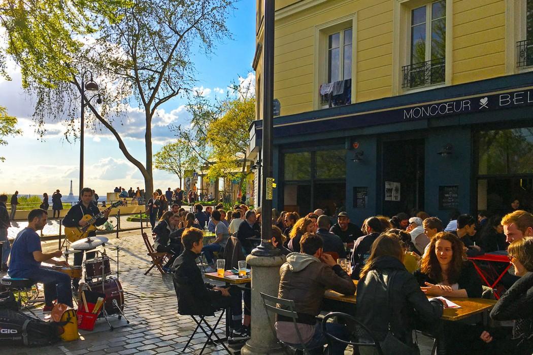 cafe moncoeur belleville