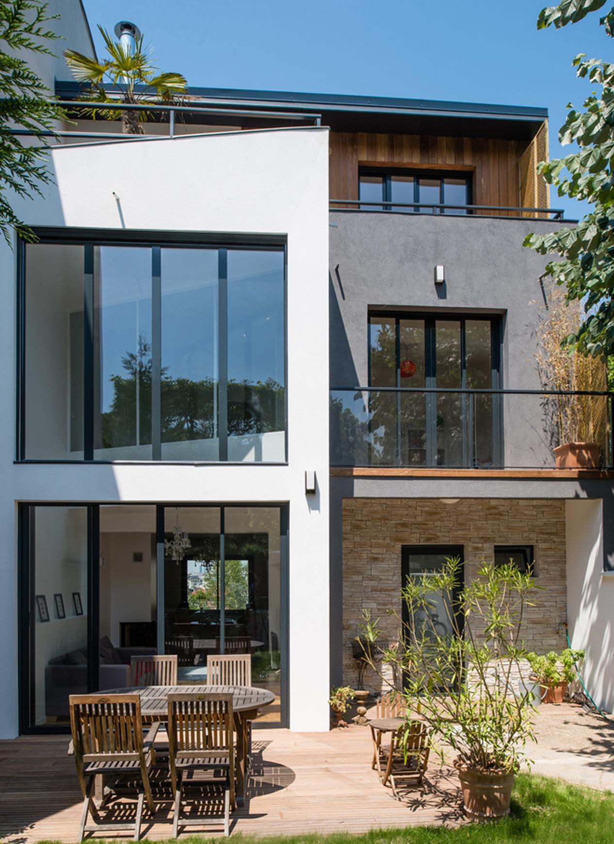 rénovation extension de maison