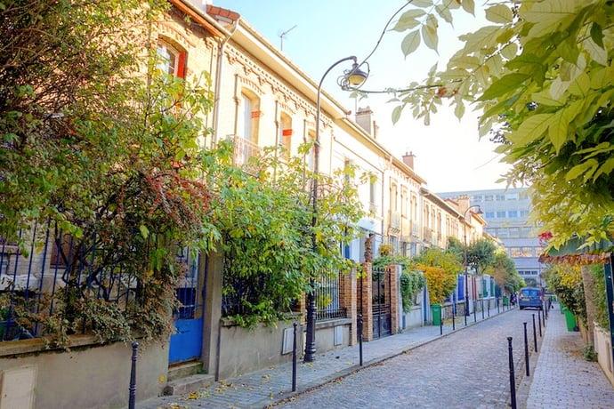 villa Daviel paris