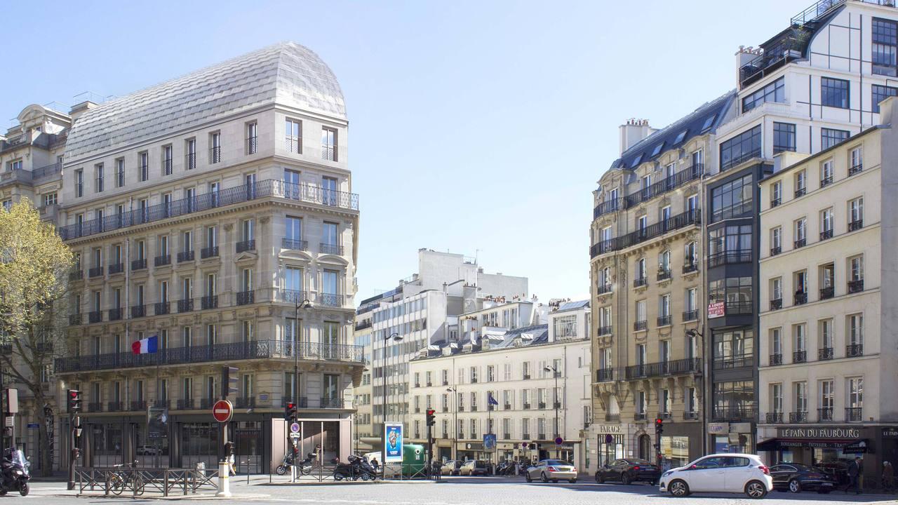 sur l vation d immeuble paris peut on de nouveau s envoyer en l air. Black Bedroom Furniture Sets. Home Design Ideas
